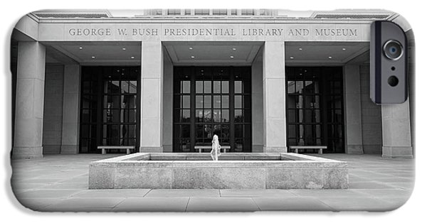 The George W. Bush Presidential Library And Museum  IPhone 6s Case by Robert Bellomy