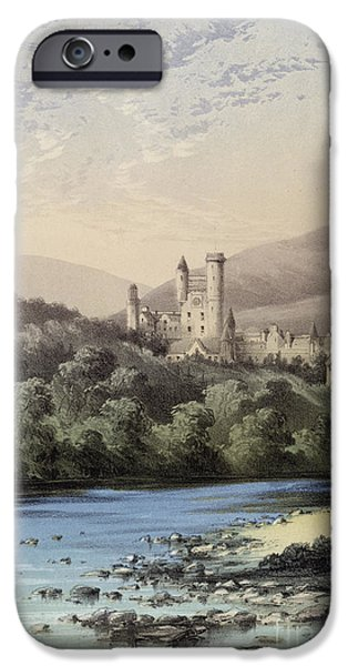 The Highland Home, Balmoral Castle IPhone 6s Case by English School