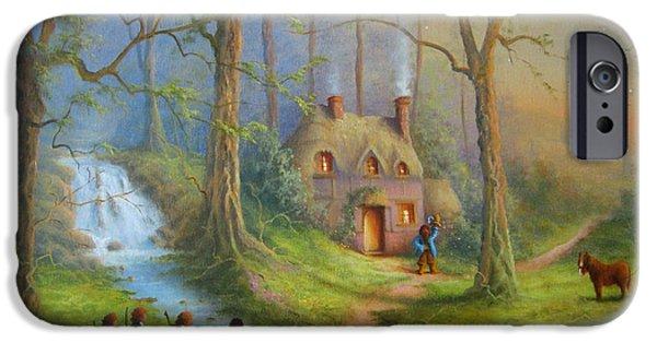 The House Of Tom Bombadil.  IPhone 6s Case by Joe  Gilronan