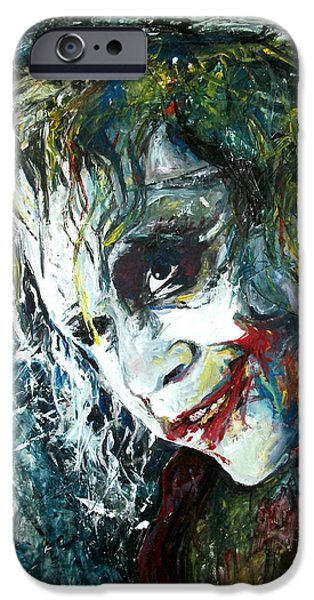 The Joker - Heath Ledger IPhone 6s Case