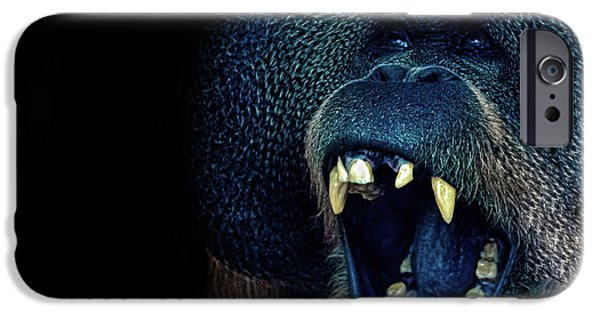 The Laughing Orangutan IPhone 6s Case