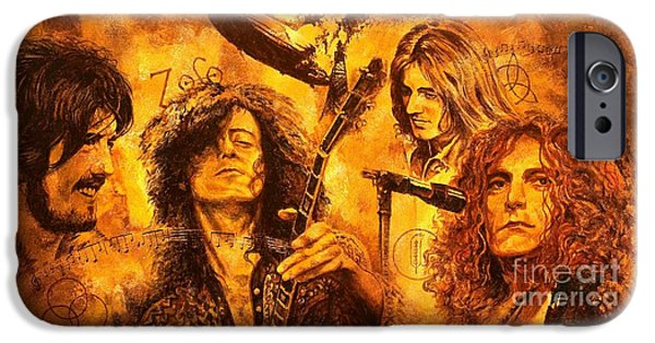 The Legend IPhone 6s Case by Igor Postash