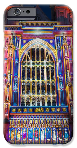 The Light Of The Spirit Westminster Abbey London IPhone 6s Case by Tim Gainey