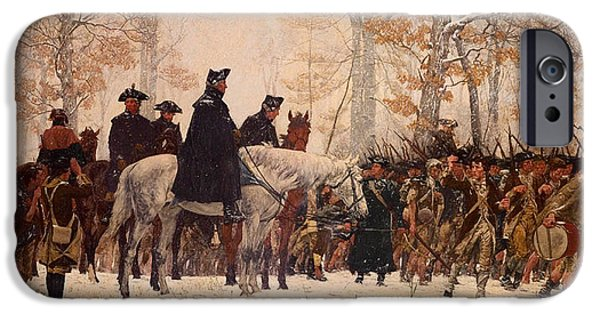 The March To Valley Forge IPhone 6s Case