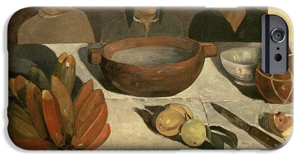 The Meal IPhone 6s Case by Paul Gauguin