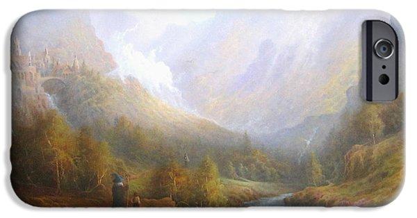 The Misty Mountains IPhone 6s Case by Joe  Gilronan