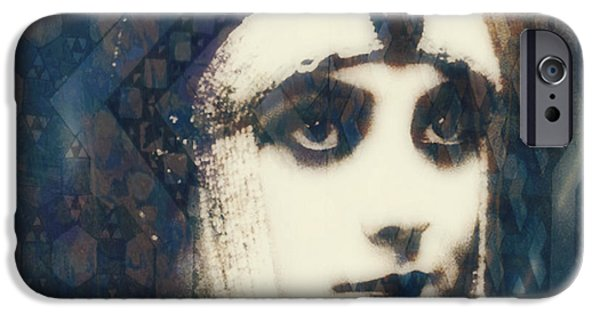 Digital Image iPhone 6s Case - The More I See You , The More I Want You  by Paul Lovering