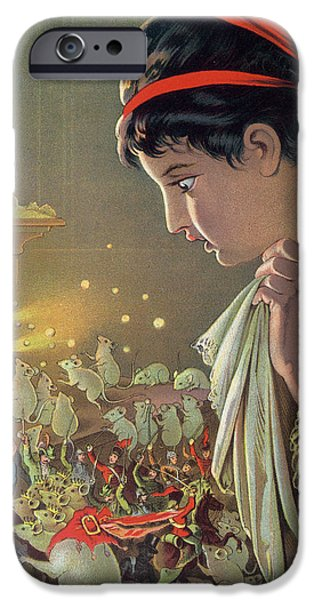 The Nutcracker IPhone 6s Case by Carl Offterdinger