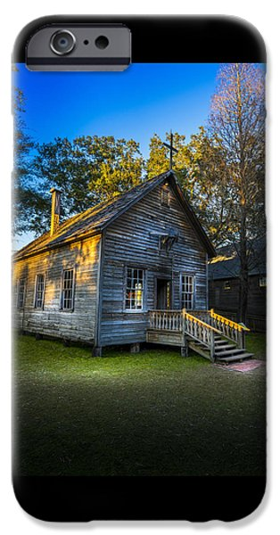 The Old Church IPhone 6s Case by Marvin Spates