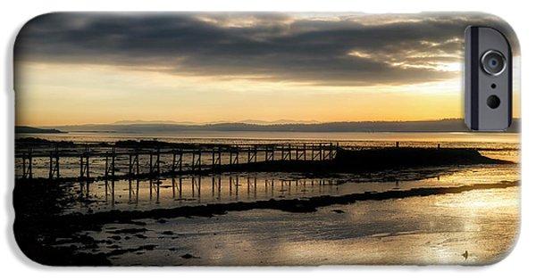 The Old Pier In Culross, Scotland IPhone 6s Case