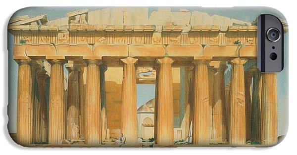The Parthenon IPhone 6s Case