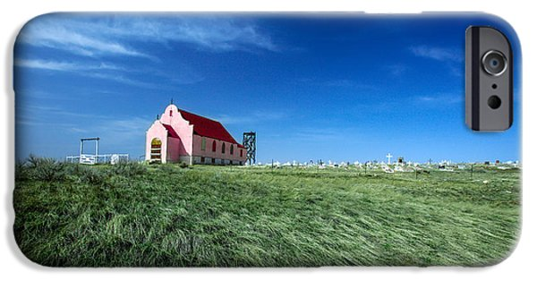The Pink Church IPhone 6s Case by Todd Klassy