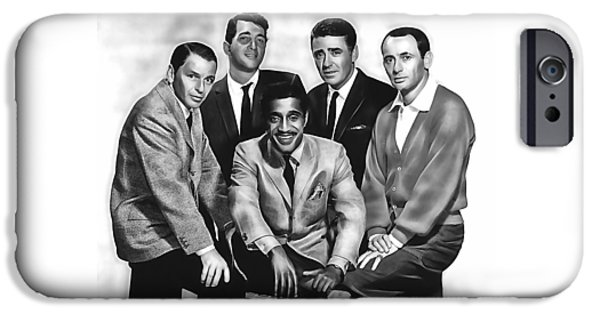 The Rat Pack IPhone 6s Case by Marvin Blaine