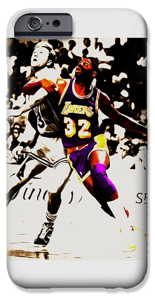 The Rebound IPhone 6s Case by Brian Reaves