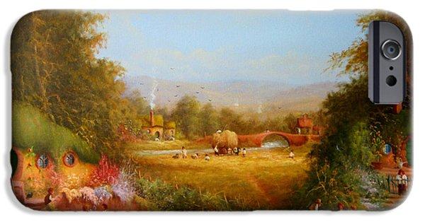 The Shire. IPhone 6s Case by Joe  Gilronan