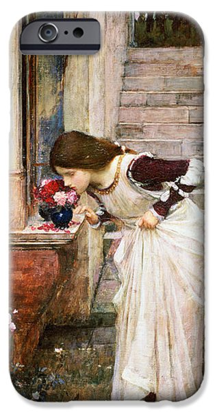 The Shrine IPhone 6s Case by John William Waterhouse