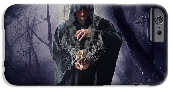 Wizard iPhone 6s Case - The Sounds Of Silence by Smart Aviation