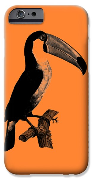 Toucan iPhone 6s Case - The Toucan by Mark Rogan
