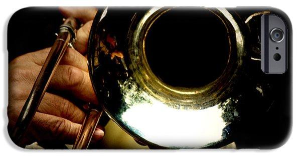 Trombone iPhone 6s Case - The Trombone   by Steven Digman