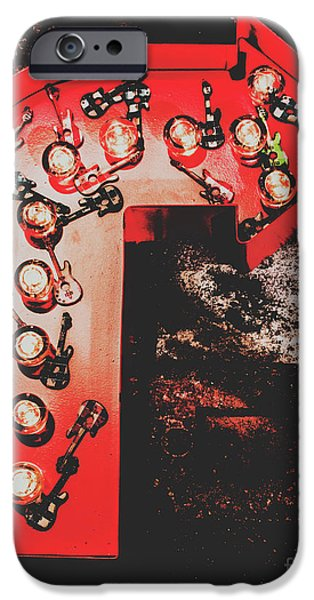Rock And Roll iPhone 6s Case - This Way To Rock City by Jorgo Photography - Wall Art Gallery