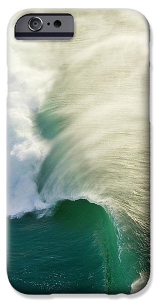 Helicopter iPhone 6s Case - Thunder Curl by Sean Davey