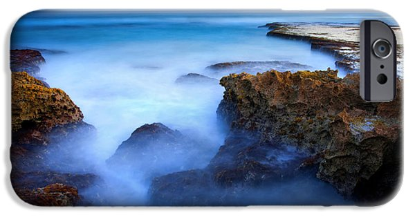 Tidal Bowl Boil IPhone 6s Case by Mike  Dawson