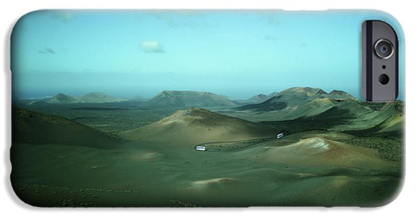 Canary iPhone 6s Case - Timanfaya - Lanzarote by Cambion Art