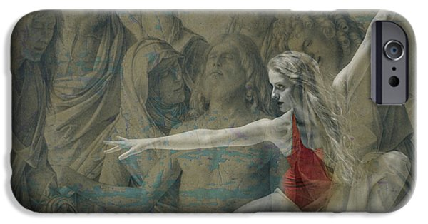 Tiny Dancer  IPhone 6s Case by Paul Lovering