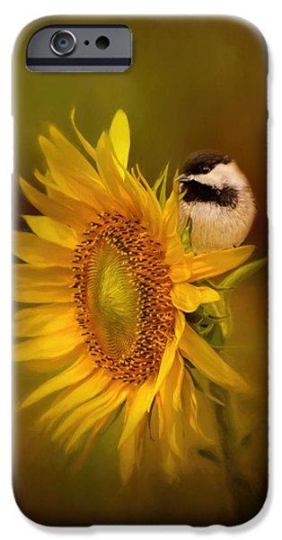Tiny Surprise Bird Art IPhone 6s Case