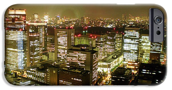 Tokyo Skyline IPhone 6s Case by Nancy Ingersoll