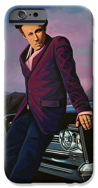 Tom Waits IPhone 6s Case by Paul Meijering
