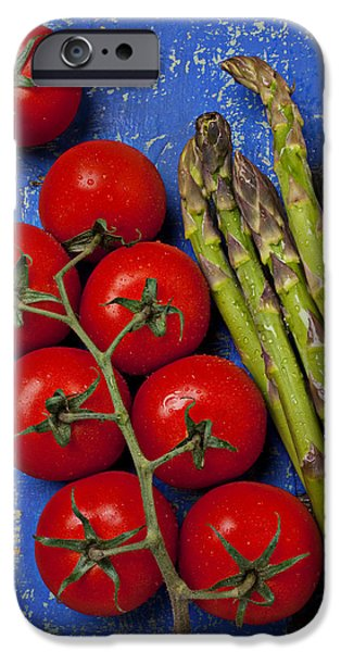 Tomatoes And Asparagus  IPhone 6s Case