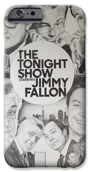 Tonight Show IPhone 6s Case