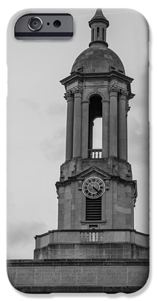 Tower At Old Main Penn State IPhone 6s Case