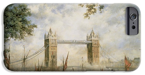 Tower Bridge - From The Tower Of London IPhone 6s Case