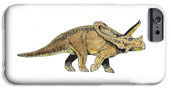 Triceratops IPhone 6s Case
