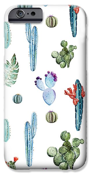 Tropical Forever 2 IPhone 6s Case by Mark Ashkenazi