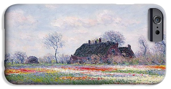 Tulip Fields At Sassenheim IPhone 6s Case
