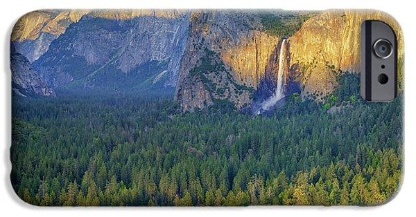 Tunnel View At Sunset IPhone 6s Case by Rick Berk