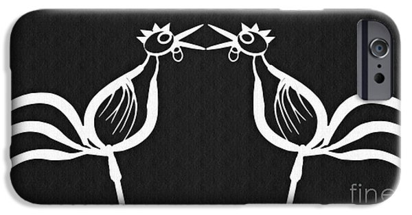 Two Crowing Roosters 2 IPhone 6s Case
