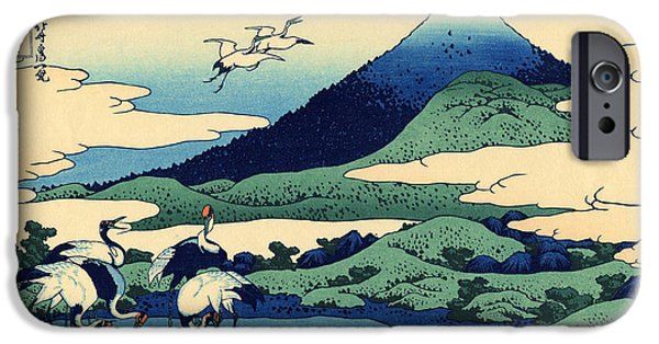 Umegawa In Sagami Province, One Of Thirty Six Views Of Mount Fuji IPhone 6s Case by Hokusai