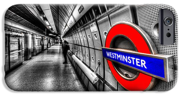 Underground London IPhone 6s Case by David Pyatt