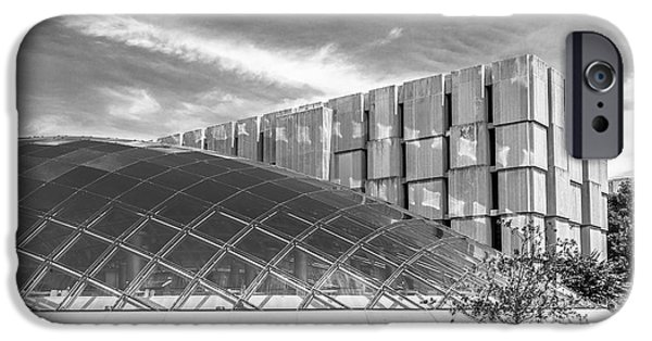 University Of Chicago Mansueto Library IPhone 6s Case by University Icons