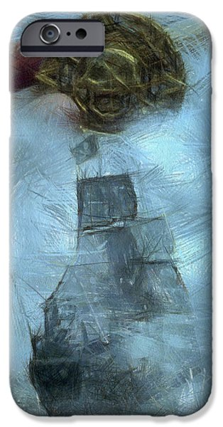 Unnatural Fog IPhone 6s Case by Benjamin Dean