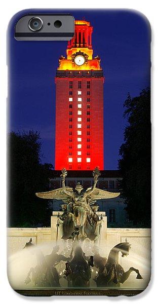 Ut Austin Tower Orange IPhone 6s Case