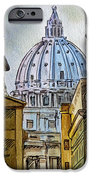 Vatican City IPhone 6s Case