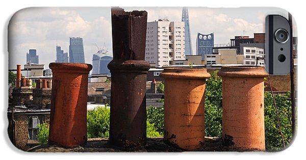 Victorian London Chimney Pots IPhone 6s Case
