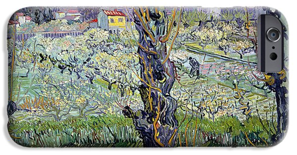 View Of Arles IPhone Case by Vincent Van Gogh