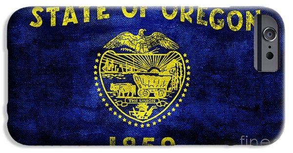 Vintage Oregon Flag IPhone 6s Case