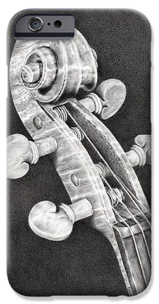 Violin Scroll IPhone 6s Case